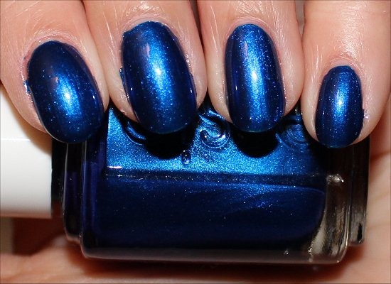Essie Aruba Blue Review & Swatch