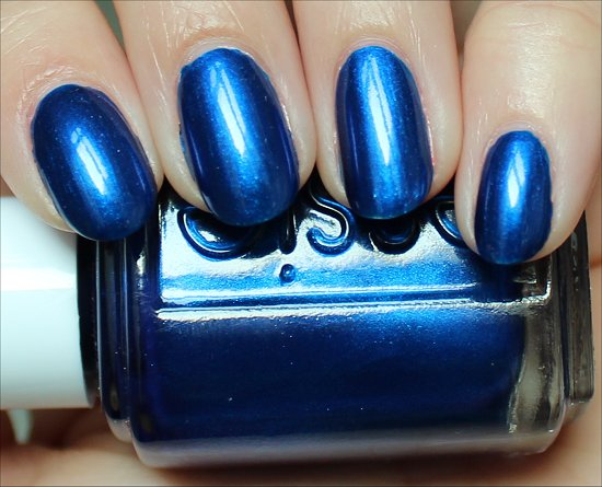 Essie Aruba Blue Swatch, Review & Pictures