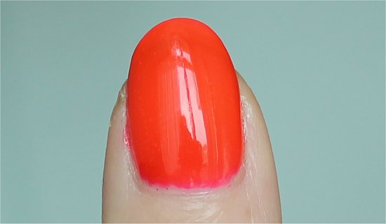Essie Camera Poppy Razzi Collection Swatch & Review