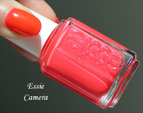 Essie Camera Review, Swatch & Pics