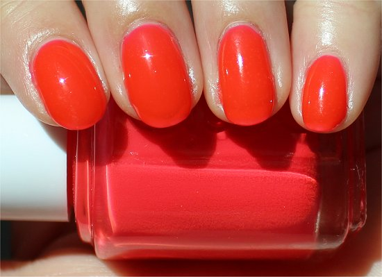 Essie Camera Swatch & Review