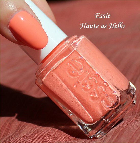 Essie Haute as Hello Swatch, Review & Photos