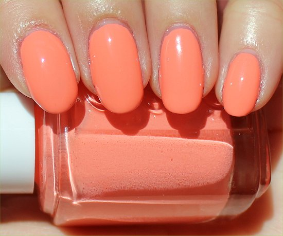 Essie Haute as Hello Swatch & Review
