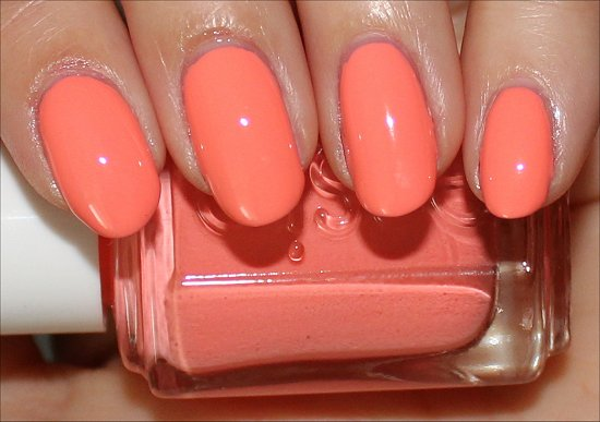Essie Summer 2010 Collection Haute as Hello Swatches & Review