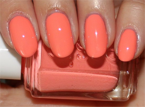 Essie Summer 2010 Haute as Hello Review & Swatch