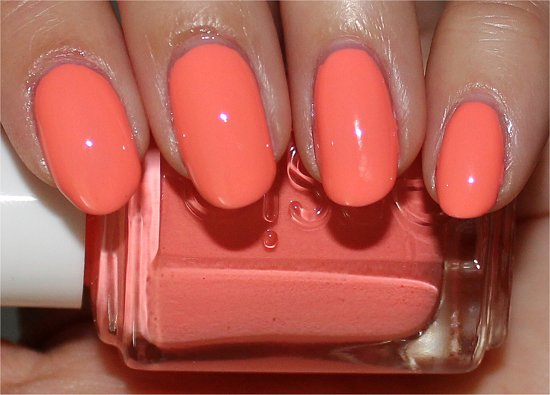 Essie Summer 2010 Haute as Hello Swatch & Review