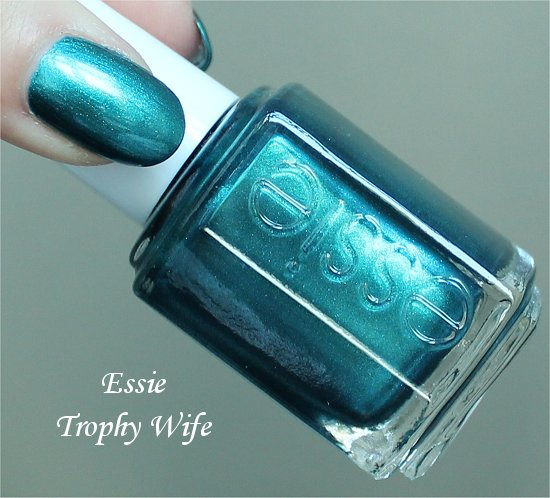 Essie Trophy Wife Swatches & Review