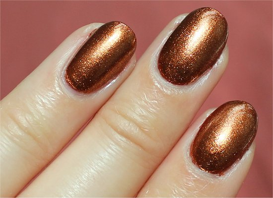 Harvest Moon by China Glaze Swatches & Review