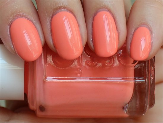 Haute as Hello by Essie Swatch & Review