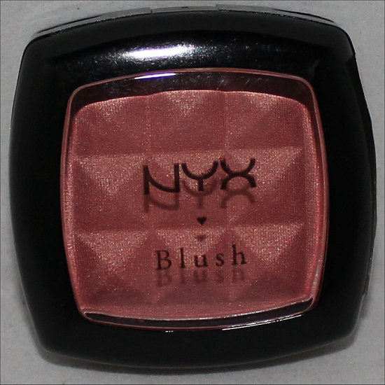 NYX Blush Pinched Review, Swatches & Photos