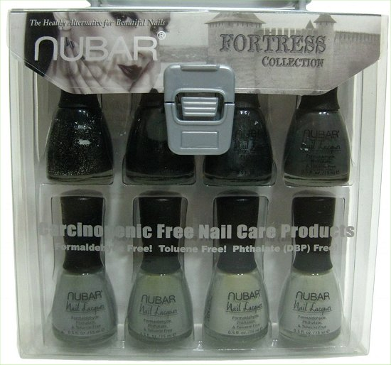 Nubar Fortress Collection Giveaway Swatch And Learn NailPolishCanada