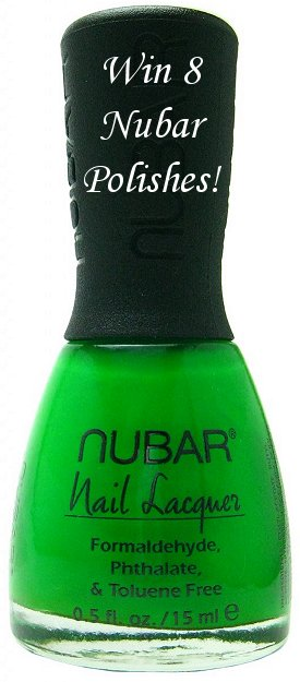 Nubar Giveaway SwatchAndLearn NailPolishCanada