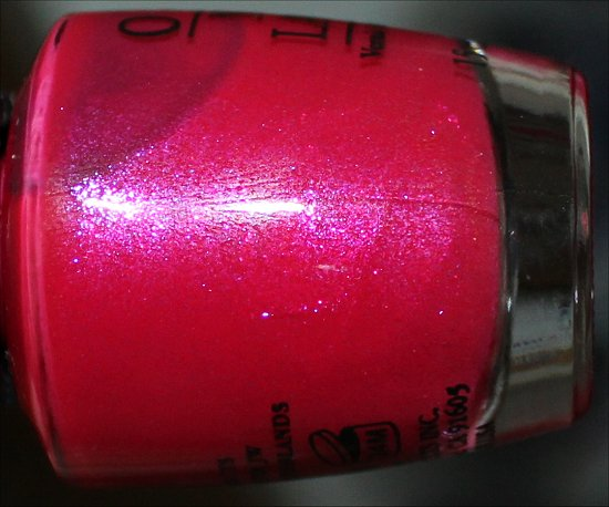 OPI I'm All Ears Review, Swatch & Bottle Pics