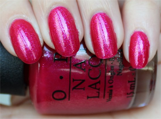 OPI I'm All Ears Review & Swatches