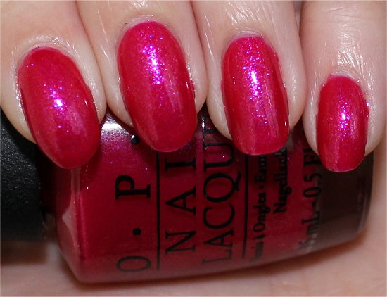 OPI I'm All Ears Swatch & Review