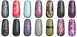 OPI Pure Lacquer Nail Apps Press Release and Promo Pictures