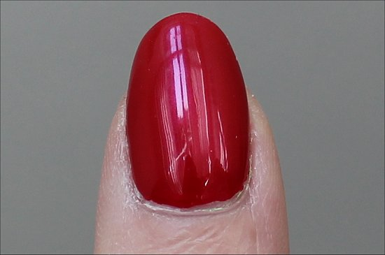 OPI The Color of Minnie Review & Swatch