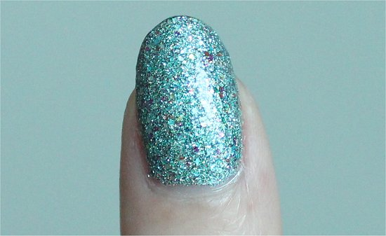Optical Illusion by China Glaze Swatch & Review