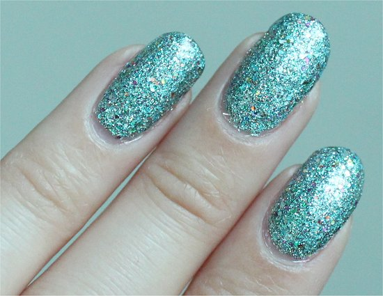 Optical Illusion by China Glaze Swatches & Review