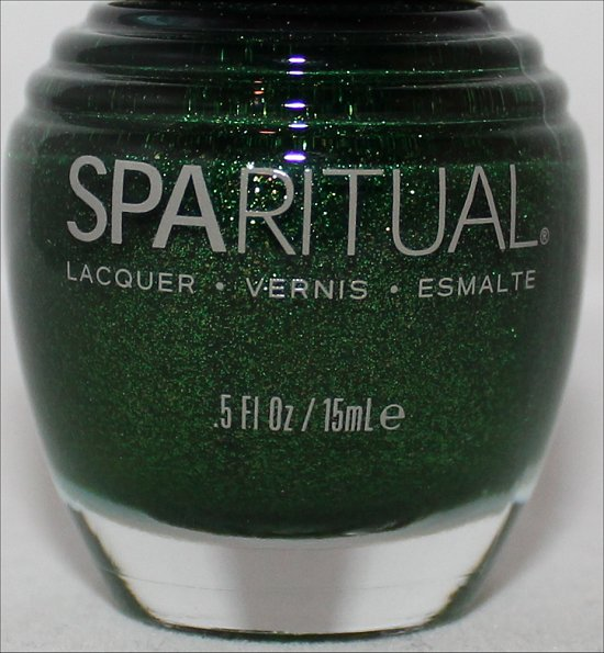 SpaRitual Earth Matters Pictures Nail Polish Haul of Shame