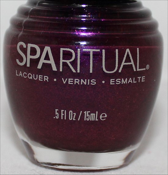 SpaRitual Shooting Star Pictures Polish Haul of Shame