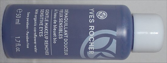 Yves Rocher Gentle Makeup Remover Sensitive Eyes Review & Photos
