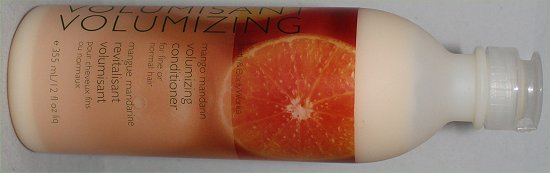 Bath and Body Works Mango Mandarin Volumizing Conditioner Review & Pictures