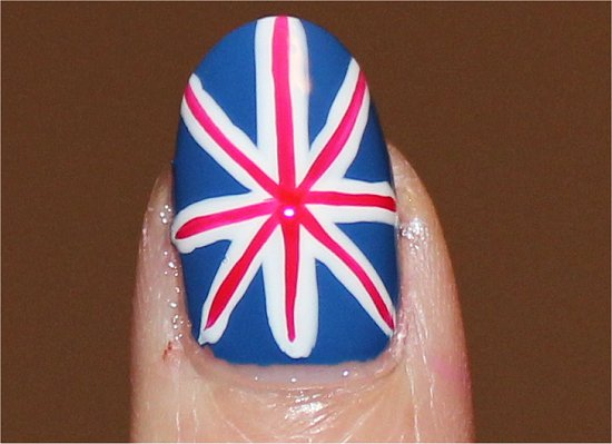 Britain-Nail-Art-Tutorial-Swatches-Pictures-Photos