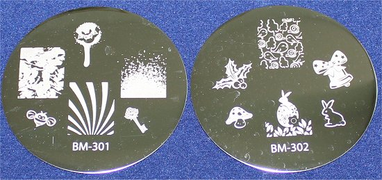 Bundle Monster BM-301 & BM-302 Image Plates Pictures & Review