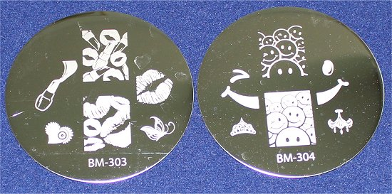 Bundle Monster BM-303 & BM-304 Image Plates Pictures & Review