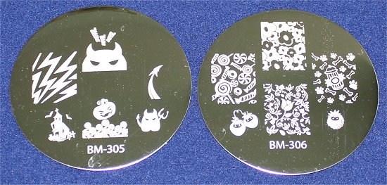 Bundle Monster BM-305 & BM-306 Image Plates Pictures & Review