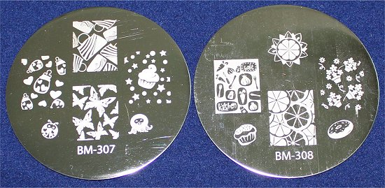Bundle Monster BM-307 & BM-308 Image Plates Pictures & Review