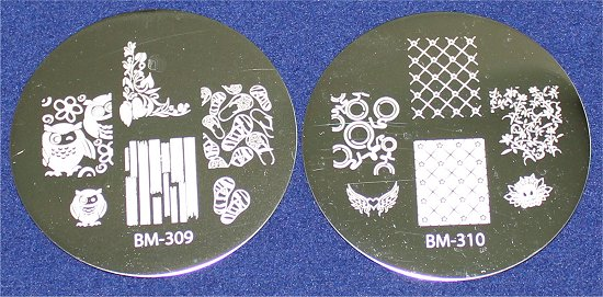 Bundle Monster BM-309 & BM-310 Image Plates Pictures & Review