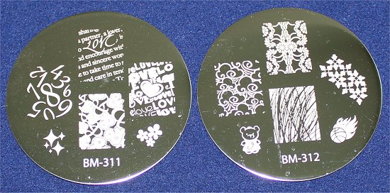 Bundle Monster BM-311 & BM-312 Image Plates Pictures & Review