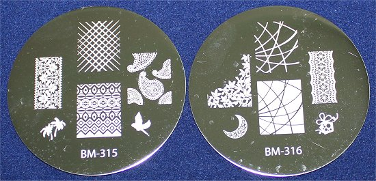 Bundle Monster BM-315 & BM-316 Image Plates Pictures & Review