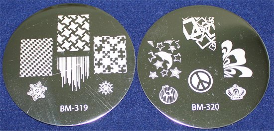 Bundle Monster BM-319 & BM-320 Image Plates Pictures & Review