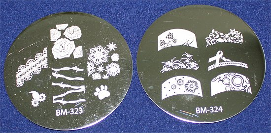Bundle Monster BM-323 & BM-324 Image Plates Pictures & Review