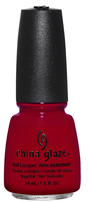 China Glaze Adventure Red-y China Glaze On Safari Collection Press Release & Promotion Pictures