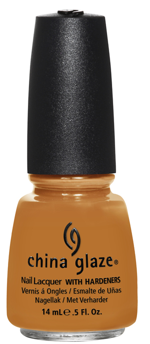 China Glaze Desert Sun China Glaze On Safari Collection Press Release & Promotion Pictures