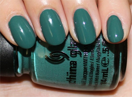China Glaze Exotic Encounters On Safari Collection Review & Pics