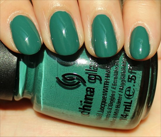 China Glaze Exotic Encounters On Safari Collection Swatches & Review