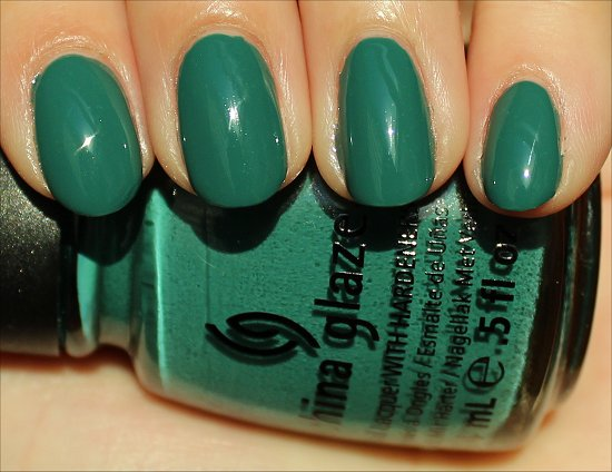 China Glaze Exotic Encounters Swatch & Review