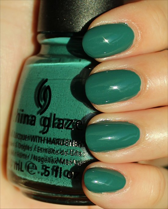 China Glaze Exotic Encounters Swatches & Review