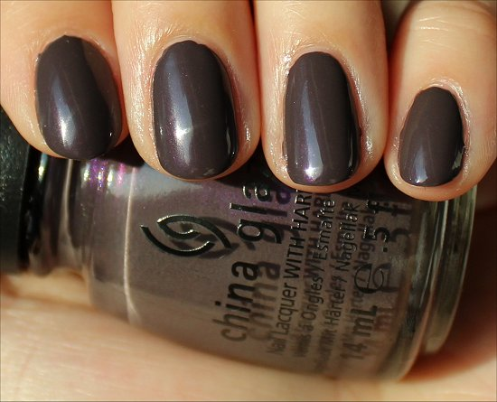 China Glaze Jungle Queen Review & Swatch