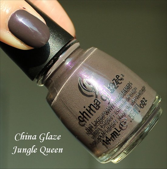 China-Glaze-Jungle-Queen-Swatch-Review