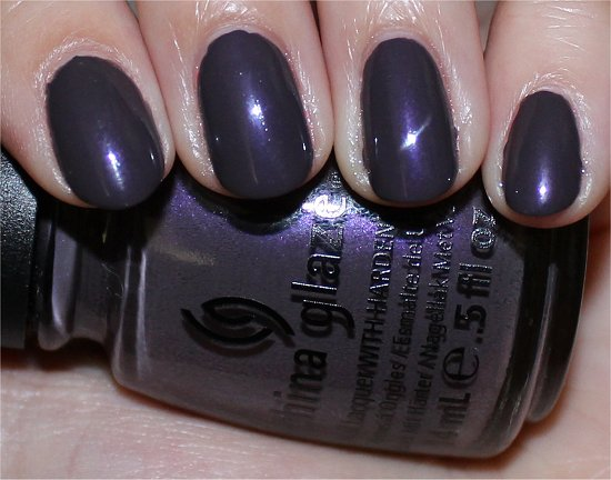 China Glaze Jungle Queen Swatches & Review