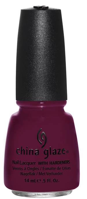 China Glaze Purr-Fect Plum China Glaze On Safari Collection Press Release & Promotion Pictures
