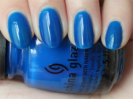 China Glaze Summer Neons Ride the Waves