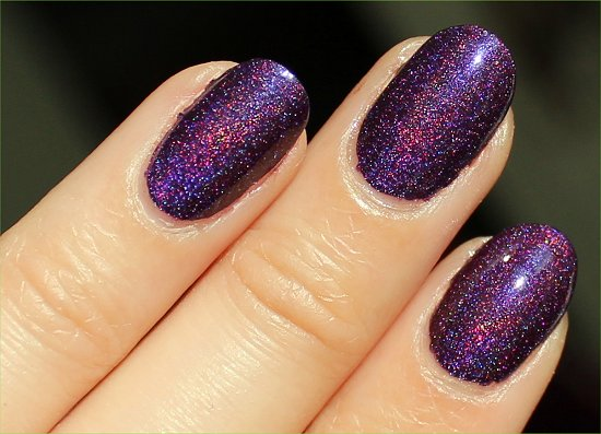Color Club Wild At Heart Review & Swatch