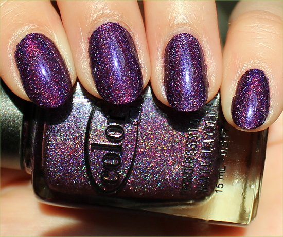 Color Club Wild At Heart Swatch, Review & Photos